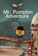 Mr. Pumpkin Adventure Pumpkin